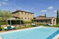 AN amazing villa for an amazing stay in Tuscany!