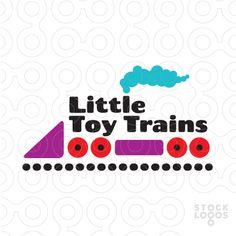 Toy Train Logo
