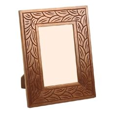 $24.99   Wooden Carved Photoframe - Photo Frames - Product - Trade Aid