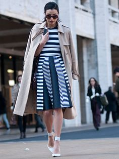 Day 7 Street Style at New York Fashion Week
