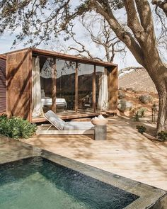 [New] The 10 Best Home Decor (with Pictures) - This is Hotel Bruma Casa 8 - a hotel & winery hybrid in Mexico. The desert chic hotel blends the best of traditional and contemporary Mexican design. The property ( is designed by Photos by & - Exterior Design, Interior And Exterior, Cafe Exterior, Tiny House Exterior, French Exterior, Cottage Exterior, Outdoor Spaces, Outdoor Living, Casa Hotel