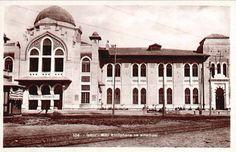 Milli Sinema(Elhamra Sineması) ve Milli Kütüphane Binaları