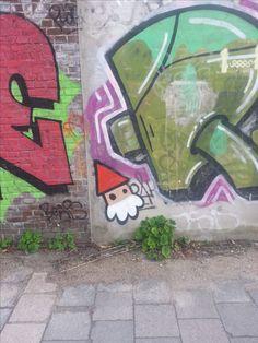 Artist(s): KBTR Location: Utrecht, Dichterswijk Photo made: 18/11/2015