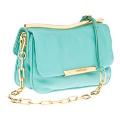 gorgeous aquamarine miu miu handbag