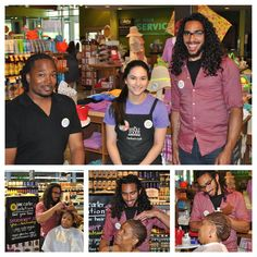 We had a wonderful time at our two Jane Carter Solution Braiding Events at Whole Foods Market NYC and Marietta, GA earlier this month! Here are some photos of Tas Ubank of Natural Xpression Salon in action at our Marietta, GA event.  #JaneCarterSolution #LoveYourHair #NaturalXpressionSalon