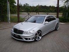 S65 Mercedes Benz AMG... sweet
