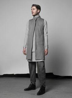 MINOAR Fall Winter Otoño Invierno 2016 - #Menswear #Trends #Tendencias #Moda Hombre - CNMT