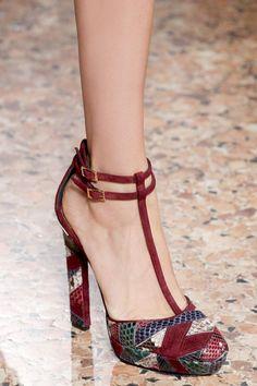 115 лучших пар обуви сезона осень-зима 2015, которые были представлены на Неделе моды в Милане