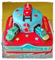 chuggington+birthday+cakes | de-Ir Cakes: Chuggington Cake