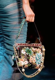 "armaniprives: "" Dolce & Gabbana Ready to Wear S/S 2016. """