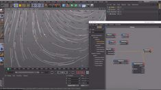[ #Cinema4D #Animation ]   This video shows you how to generate Perlin Flow Fields (Xpresso) by using Cinema 4D.  You can visit The ...