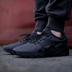 Asics Gel-Kayano Trainer EVO WINTER TECH PACK (via Kicks-daily.com)