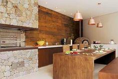 Construindo Minha Casa Clean: Dúvida da Leitora Salete Vanzella! Varanda Gourmet e Quintal!