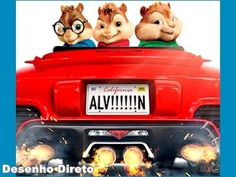 Imagens do Filme: Alvin e os Esquilos 4 Aprecie as imagens do filme Alvin e os Esquilos 4 - Alvin and The Chipmunks: The Road Chip.