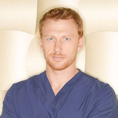 """Actor-doctor #3: Kevin McKidd (look at that he already has a """"Mc"""" in his name). My personal favorite, whom I've named McMilitary. He's a military man in two roles which made him famous: Rome and Grey's Anatomy. I wish I had an icicle for him to pull out of me."""