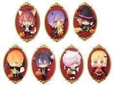 AmiAmi [Character & Hobby Shop] | DECO RICH - DIABOLIK LOVERS Vol.2 8Pack BOX(Pre-order)