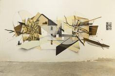 PlusMinus3 Installation Stroke Art Fair 2015 Munich