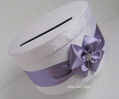 Silk+Wedding+Card+Box++Made+to+Order+Custom+by+LaceyClaireDesigns,+$69.00