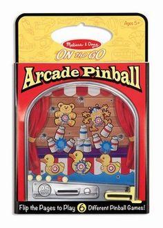 Melissa & Doug On the Go Pinball Arcade (5369)
