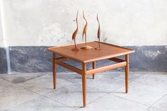 Coffe table Grete Jack per Golstrup