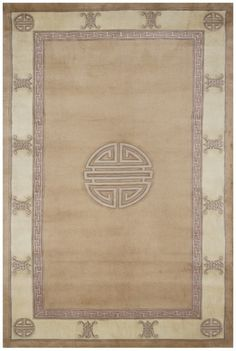 Premier Superwashed Chinese Rug Design PSW428