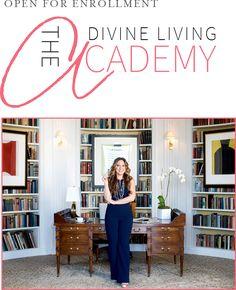 divine, living, academy, coaching, business, women, empowerment, female, entrepreneur, mentor, community, enrollment, certification