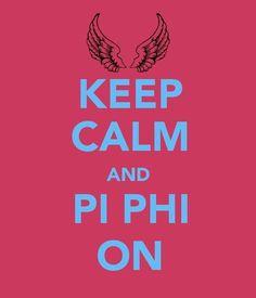 Love Pi Phi (:
