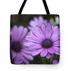 """A Passion For Purple  Tote Bag 18"""" x 18"""""""