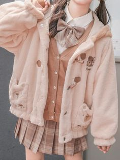 Kawaii Fashion, Lolita Fashion, Cute Fashion, Pastel Fashion, Cute Korean Fashion, Asian Fashion, Korean Outfits, Mode Outfits, Girl Outfits