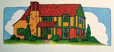 The Glummy's house by art.crazed, via Flickr