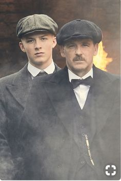 arthur shelby and finn