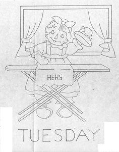 Raggedy Ann-Tuesday