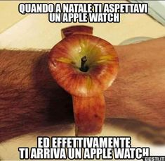 My type of Apple Watch lol Crazy Funny Memes, Stupid Memes, Funny Relatable Memes, Wtf Funny, Funny Posts, Funny Cute, Funny Images, Funny Pictures, Image Memes