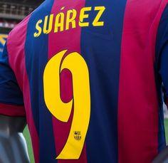 Luiz Suarez signed a deal with Barcelona