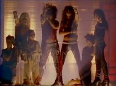 The Crüe. The Best.