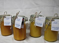 365 Days of Creative Canning Orange Curd