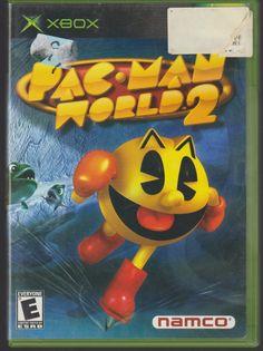 Pacman+World+2+Microsoft+X-Box