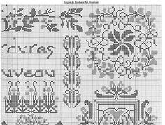 Gallery.ru / Lecon de Bordures Art Nouveau - Lecon de Bordures Art Nouveau - Labadee