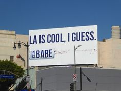 Rosé Babe LA is cool, I guess billboard