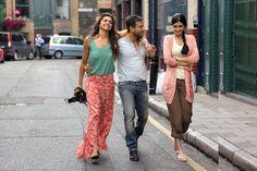 Veronica   Gautam   Meera - The amazing trio