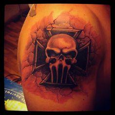 My new ink #tattoo #ink
