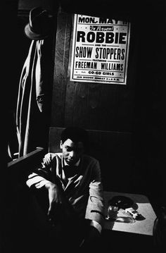 Jerry Berndt. 3 am, Ort´s Golden Nugget, The Combat Zone, Boston, 1968  [::SemAp::]