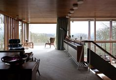 1954 Modernist House Farnley Hey in Yorkshire.