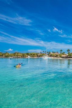 Kayak along the crystal clear waters of the Seven Mile Beach at the Sandals Negril Resort in Sandals Negril Jamaica, Jamaica Honeymoon, Crystal Clear Water, Vacation Destinations, Vacation Travel, Beach Travel, Vacation Spots, Beach Pictures, Amazing Nature
