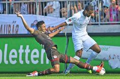 Verteidiger Cacutalua glaubt fest an einen DSC-Sieg gegen Würzburg +++ Cacutalua: »Wir wissen, was wir können«