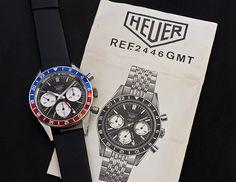 TAG Heuer - Autavia 2246 GMT