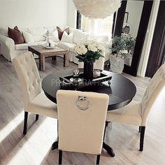 Krzesło tapicerowane pikowane nowoczesne glamour do jadalni salonu MARTIN