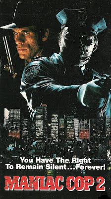 Maniac Cop 2 (1989) - Review, rating and Trailer