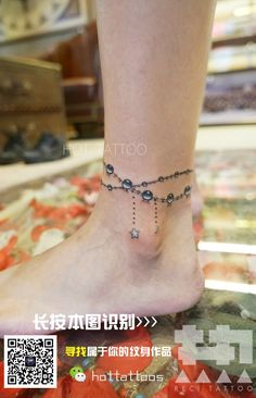 anklets tattoo
