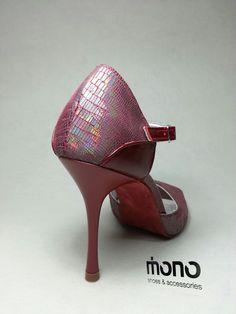 My Tango Shoes by MONO: Lady MONO Tango Shoes - Model 04